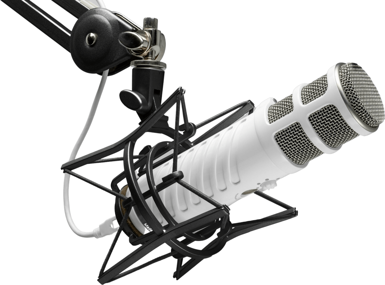 Black Rode Podcaster USB Microfoon.2