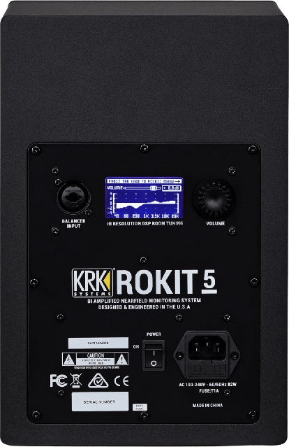 Schwarz KRK RP5 ROKIT G4 (Piece) Active Studio Monitor.3