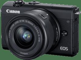 Canon EOS M200 Kit (EF-M 15 - 45mm Lens)