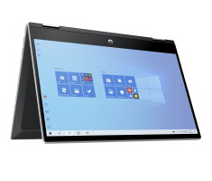 HP Pavilion x360 14-dw0231ng Convertible - Intel® Core™ i5-1035G1 - 8GB - 256GB PCIe - Intel® UHD Graphics
