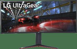 "LG - 38"" Curved UltraGear™ 38GN950"