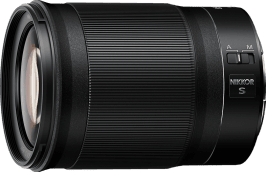 NIKON Z 85 mm f./1.8 ED Lens
