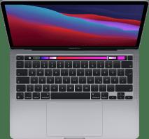 "Apple 13"" MacBook Pro (Late 2020) - English (QWERTY) Laptop - Apple M1 - 8GB - 256GB SSD - Apple Integrated 8-core GPU"
