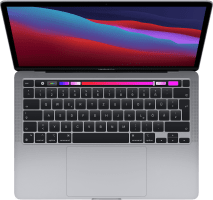 "Apple 13"" MacBook Pro (Late 2020) - English (QWERTY) Laptop - Apple M1 - 8GB - 512GB SSD - Apple Integrated 8-core GPU"