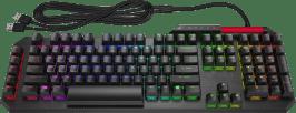 Omen Sequencer Keyboard