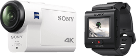 Sony FDR-X3000R with Live-View-Remote