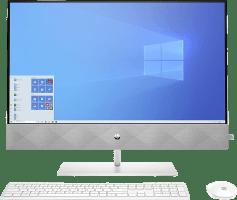 HP 27-d1009ng All-in-One - Intel® Core™ i5-11500T - 8GB - 512GB SSD - NVIDIA® GeForce® MX350 (4GB)