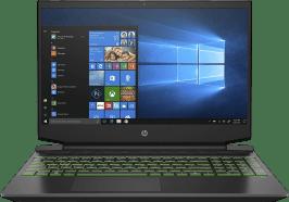 HP Pavilion 15-ec2265ng Gaming Notebook - Gaming Laptop - AMD Ryzen™ 5 5600H - 16GB - 512GB SSD - NVIDIA® GeForce® RTX 3050