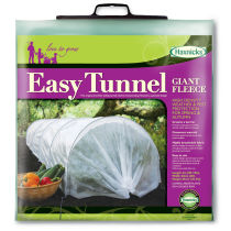 Giant Easy Fleece Tunnel from Haxnicks