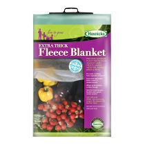 Extra thick Fleece Blankets from Haxnicks
