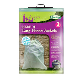 Easy Fleece Jackets - Medium (Pack of 3)