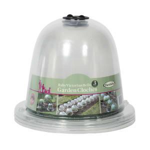 Haxnicks' Victorian Bell Garden Cloche