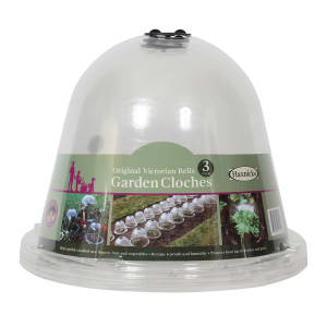 Original Victorian Bell Garden Cloche from Haxnicks