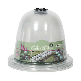 Baby Victorian Bells (3 per pack)