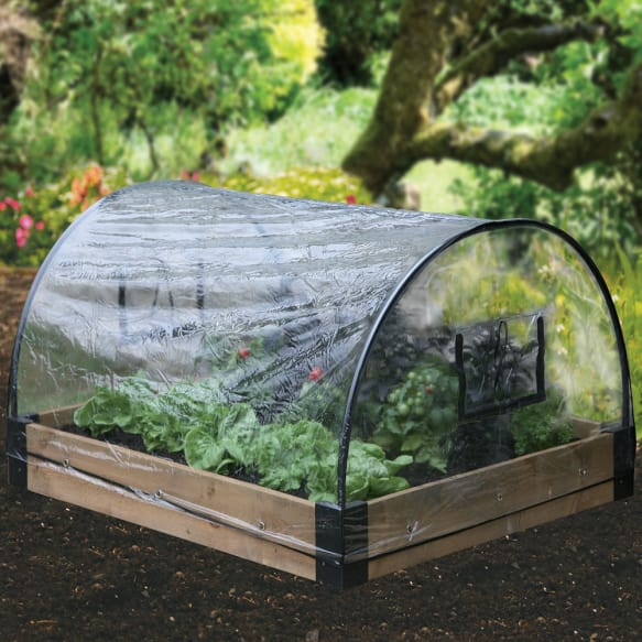 Haxnicks' Raised Bed Polythene Covers