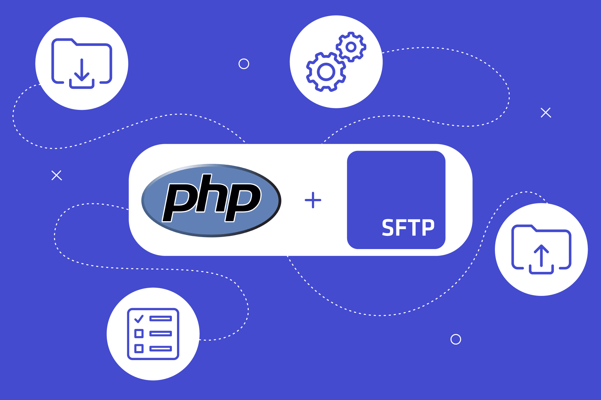 How to connect to SFTP in PHP