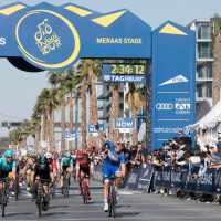 Al Mustaqbal Street hosts the Dubai Tour 2016
