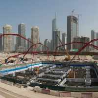 DMCC's Uptown Dubai Proceeds at Pace