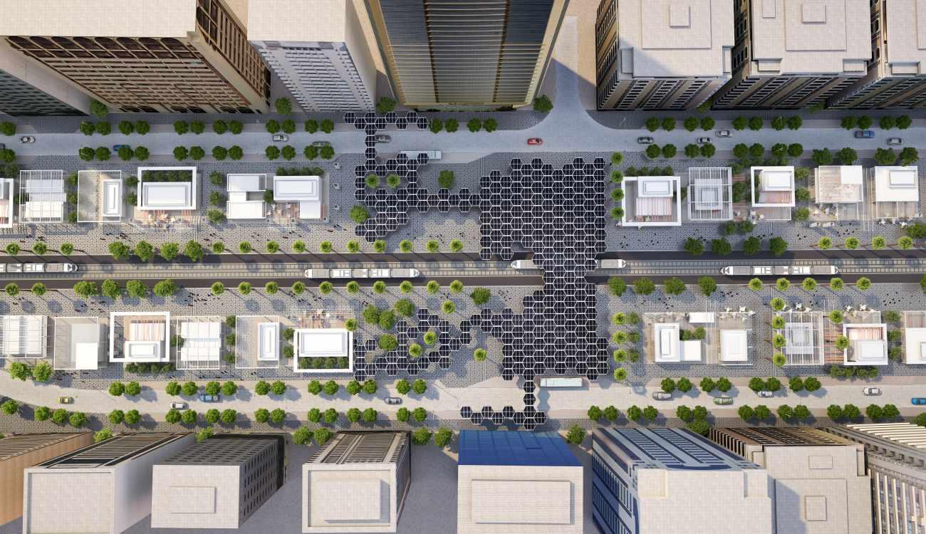 Hazza Bin Zayed Street