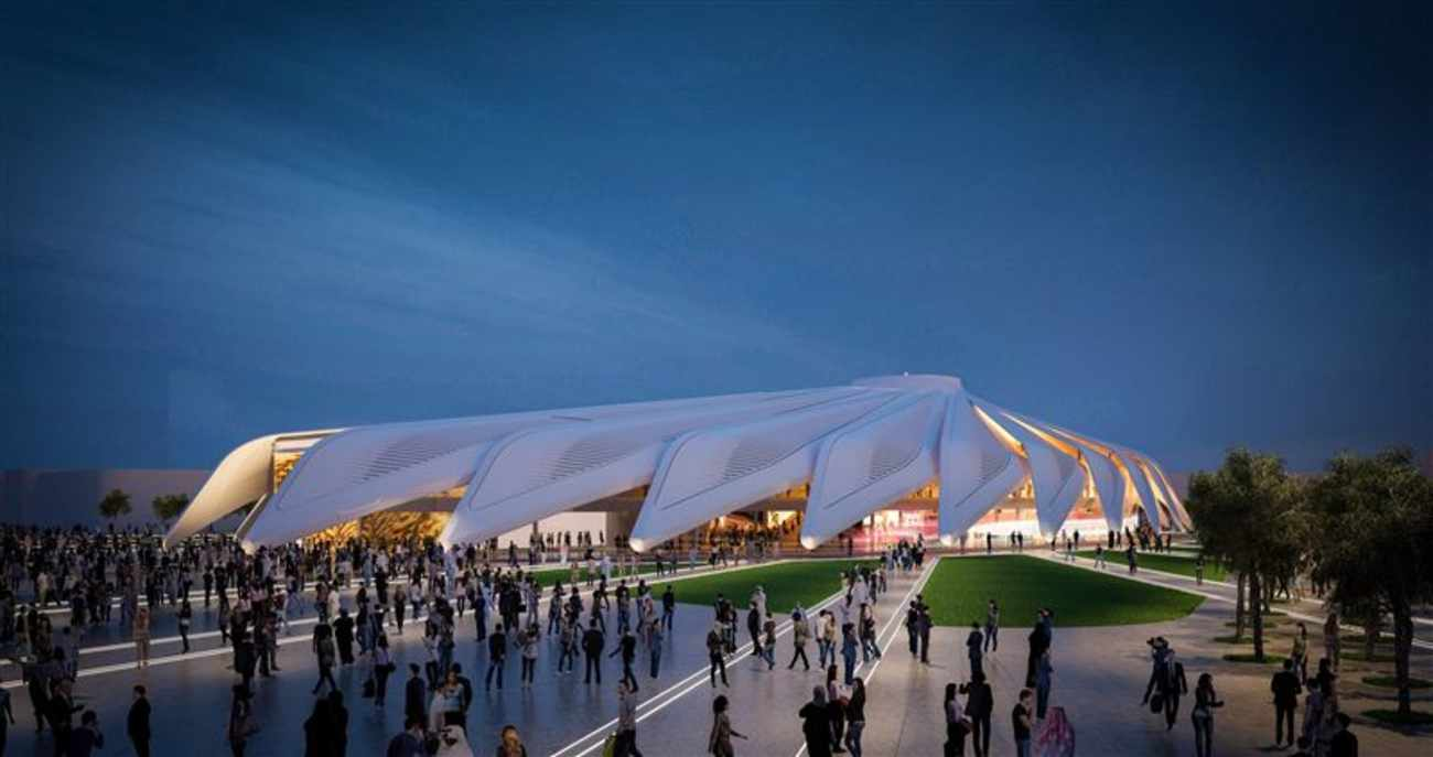UAE Pavilion  has contractor appointed to begin construction
