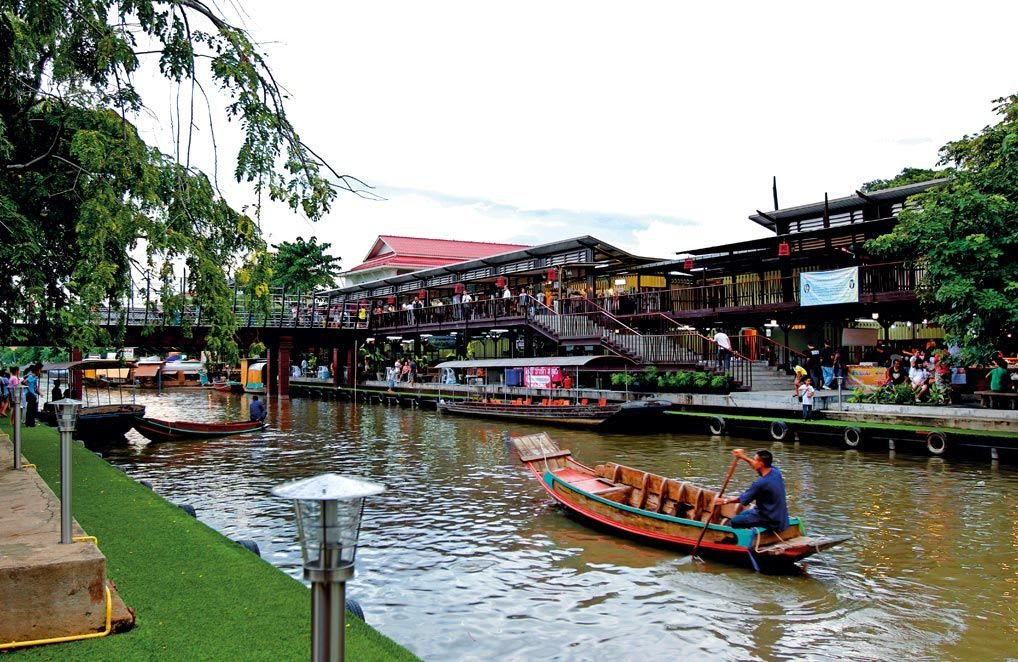 Kwan-Riam-Floating-Market