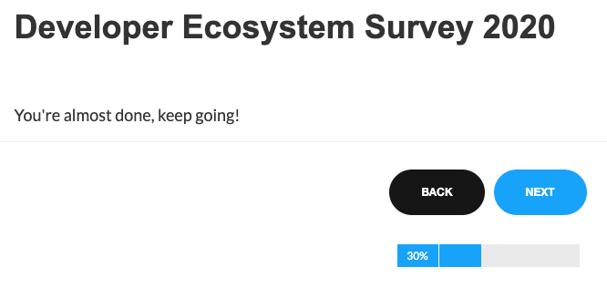 JetBrains Sucks at Giving Surveys