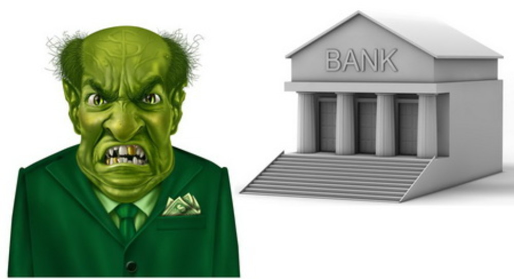 Bankers - who needs 'em?