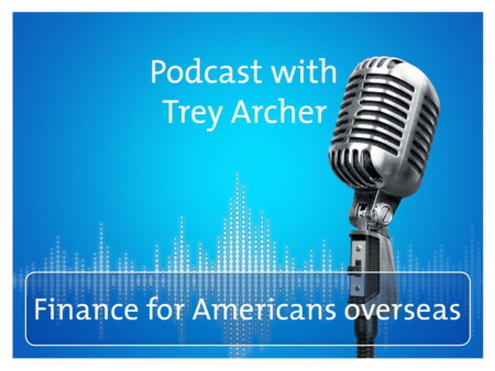 Podcast: Personal finance for American expatriates
