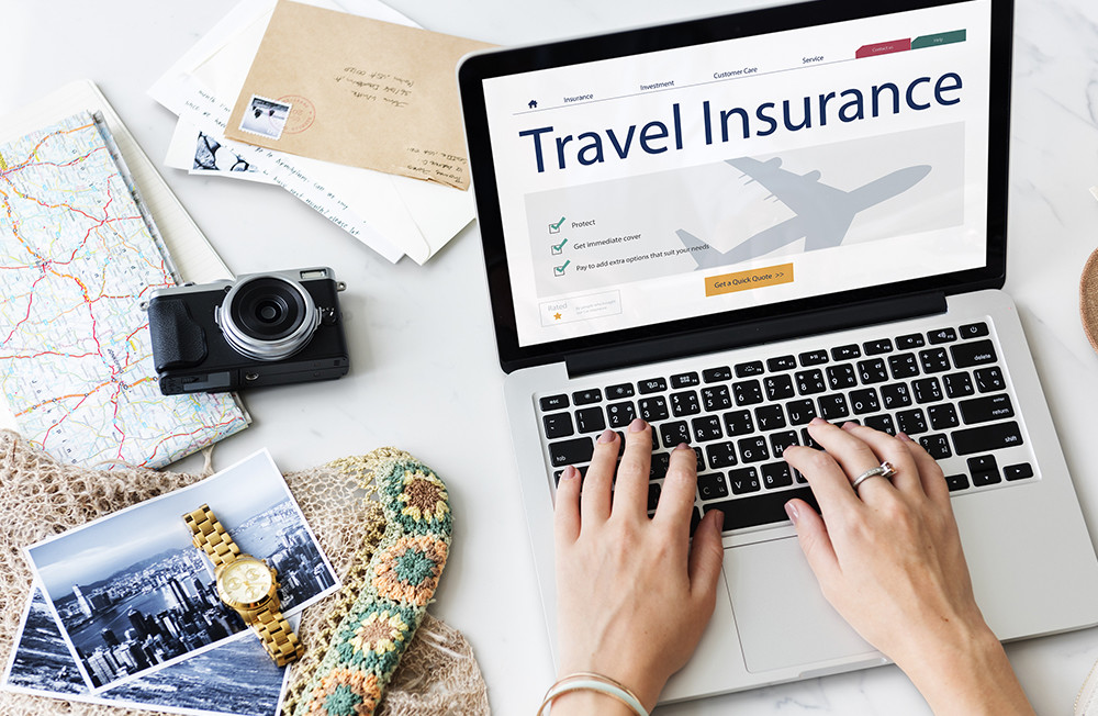 Don't travel unprotected by insurance – please!