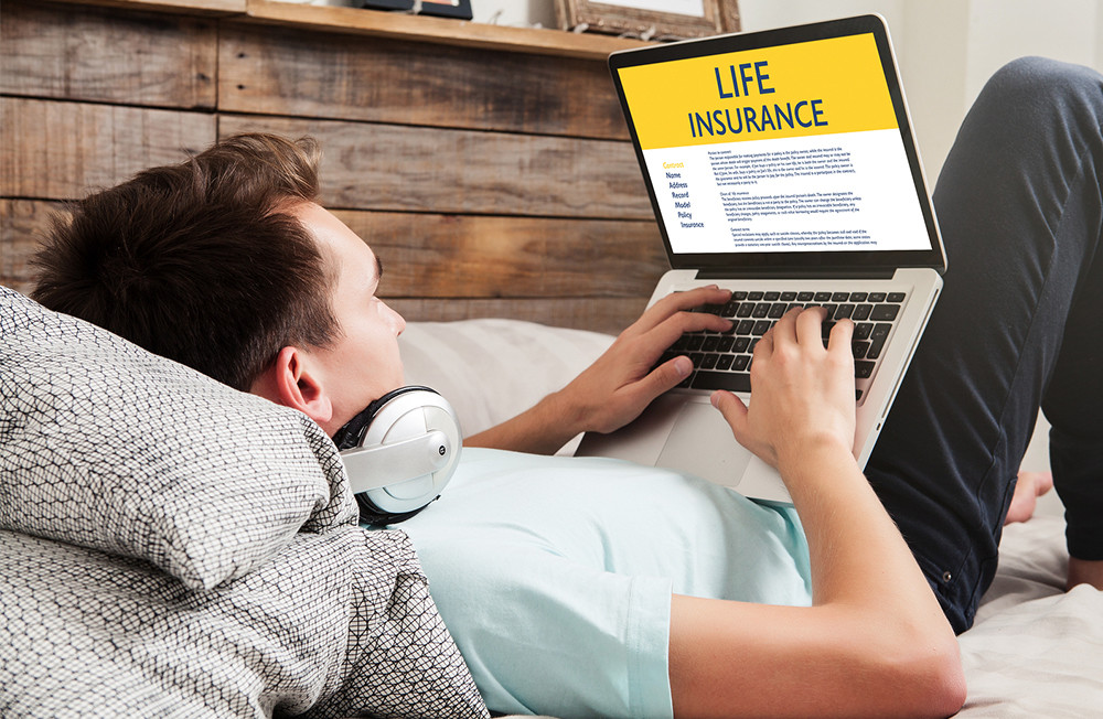 Life insurance - or is that death insurance?