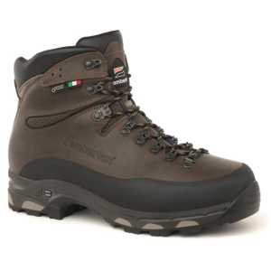 Zamberlan 1006 Vioz Plus GTX RR Wide Fit Walking Boots - Waxed chestnut