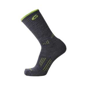 Point 6 Hiking Essential Medium Crew Socks