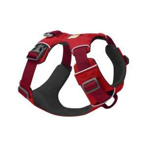 Ruffwear Front Range Dog Harness - Red Sumac