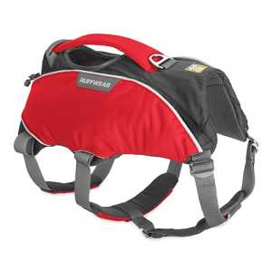 Ruffwear Web Master Pro Dog Harness - Red Currant