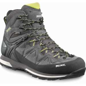Meindl Tonale GTX Walking Boots - Anthracite/Lemon