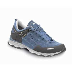Meindl Ontario Lady GTX Walking Shoes - Petrol/Grey