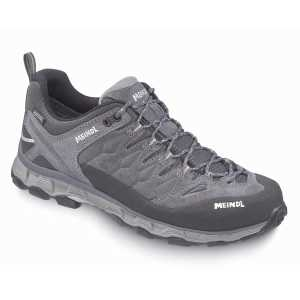 Meindl Lite Trail GTX Walking Shoes - Grey/Graphite