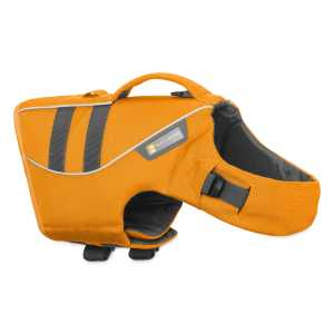 Ruffwear Dog Float Coat - Wave Orange