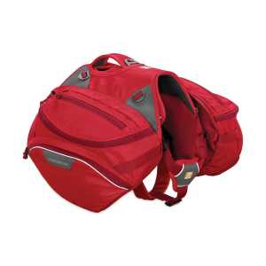 Ruffwear Palisades Multi Day Dog Backpack - Red Currant