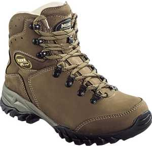 Meindl Meran Womens Leather Wide Fit Walking Boots