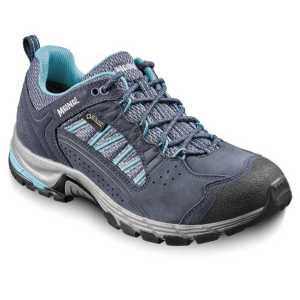 Meindl Womens Journey Pro GTX Walking Shoe - Marine/Turquoise