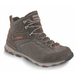Meindl Grado GTX Wide Fit Walking Boots - Dark Brown