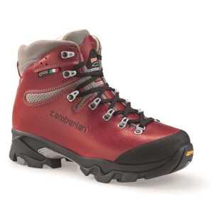 Zamberlan Womens 1996 Vioz Lux GTX RR Walking Boots - Waxed Red