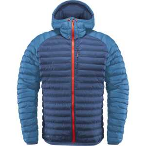 Haglofs Mens Insulated Essens Mimic Hooded Jacket