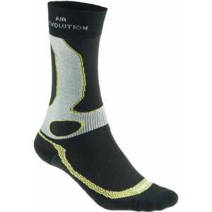Meindl Air Revolution Dry Socks - Yellow