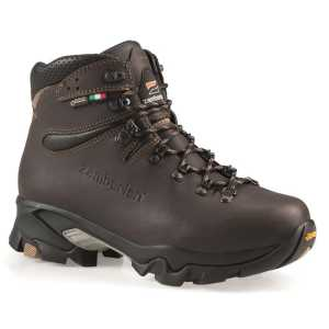 Zamberlan 996 Vioz Womens GTX Walking Boots - Dark Brown