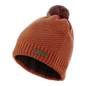 Montane Beta Bobble Beanie Hat - Firefly Orange
