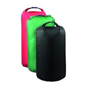 Trekmates Dryliner Roll Top Drybag 5 Litre - Black