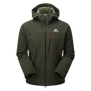 Mountain Equipment Vulcan Softshell Jacket - Graphite