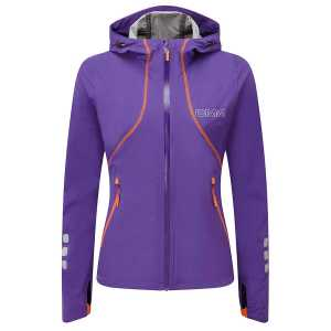 OMM Womens Kamleika Waterproof Jacket - Purple